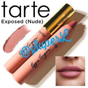 2/$30 Tarte lippie lingerie matte tint exposed